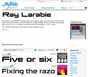 Ray Larabie