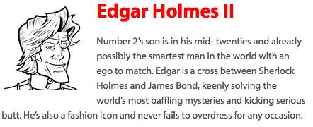 Edgar Bio