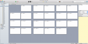 Basic Scrivener Comic Template