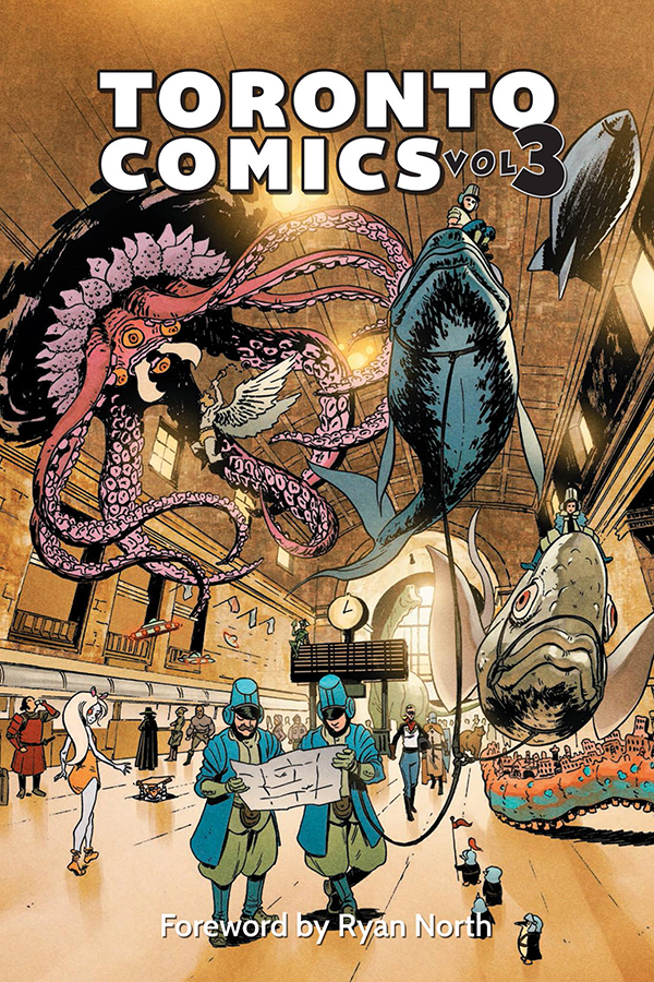 Toronto Comics Volume 3 - small