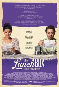 Movie Poster for The Lunchbox